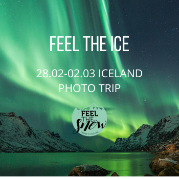 Feel The Ice Photo Trip 28.02-02.03.2020